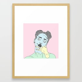 M3LL155X Framed Art Print