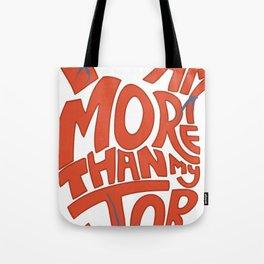 Job =/= Self Tote Bag