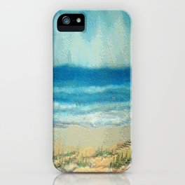 Marina ign iPhone Case