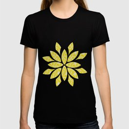 Lemon Meringue Pattern T-shirt