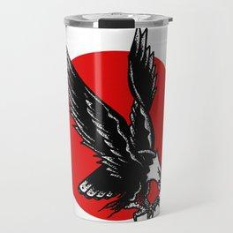 Where Eagles Dare Travel Mug