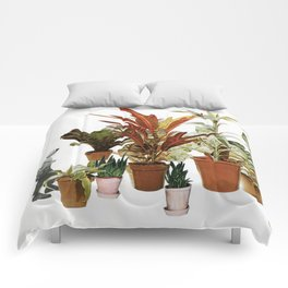 It's a Jungle Out There Comforters
