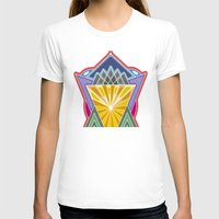 crown T-shirts featuring Crown by Losal Jsk