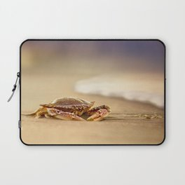 Crab Cribrarius Laptop Sleeve