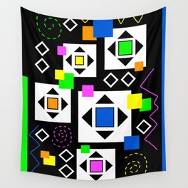 Orderly Chaos Wall Tapestry