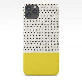 Sunshine x Dots iPhone Case