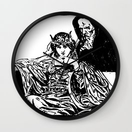 The Second Tale Wall Clock
