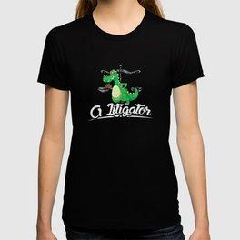 A Litigator justice right shirt design T-shirt