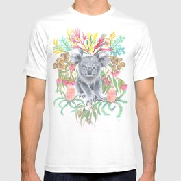 Home Among the Gum leaves T-shirt