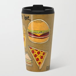 My Biggest Love Travel Mug