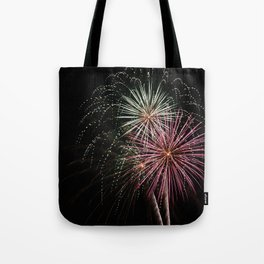 Firework 2 Tote Bag