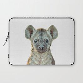Baby Hyena Laptop Sleeve