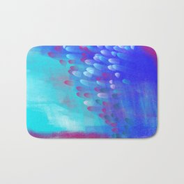 Feathers in the Sky Bath Mat