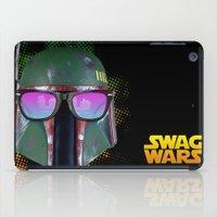 boba fett iPad Cases featuring Boba Fett by Heretic