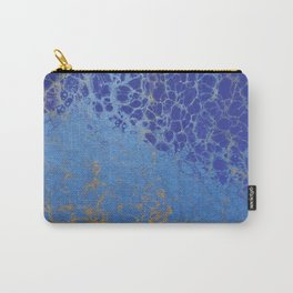 Blue and Gold 01 Carry-All Pouch