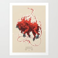 MMXVI Art Print