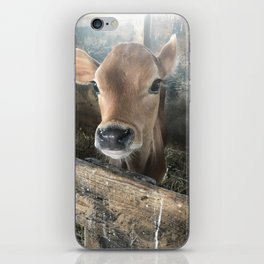 Baby Calf iPhone Skin