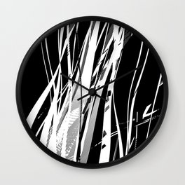 Catched in Circles Wall Clock