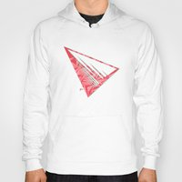 pyramid Hoodies featuring Pyramid by Flester