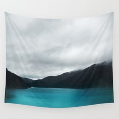 The Waters And The Wild Wall Tapestry