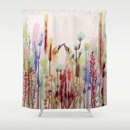 si fou de vous Shower Curtain