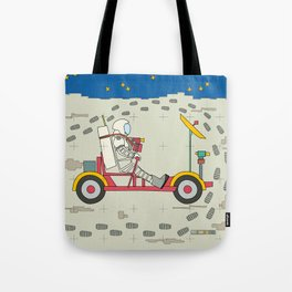 Moon Rover 1971 Tote Bag