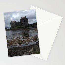 Eilean Donan Castle in Scotland Stationery Cards