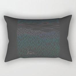 The Little Clearing Rectangular Pillow