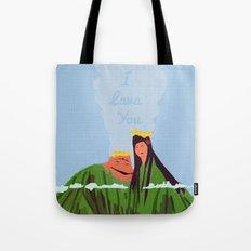 I lava you Tote Bag