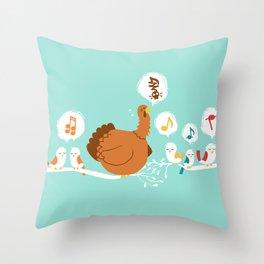 Its a sing along Throw Pillow