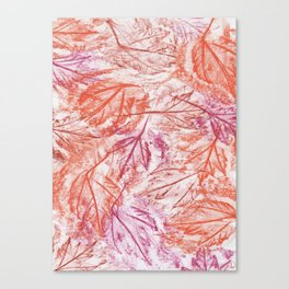 Frottage Canvas Print