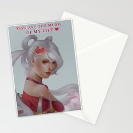 Sweetheart Sona Valentine's 2016  Stationery Cards
