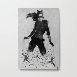 Fall & Rise (TDK Trilogy) Metal Print