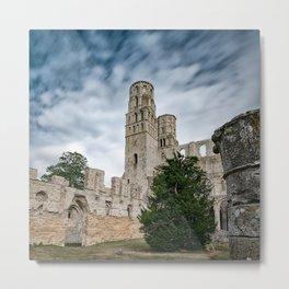 Abbaye De Jumieges 3 Metal Print