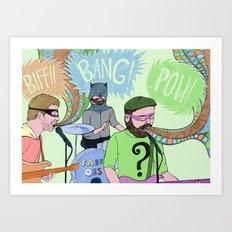 Fair Ohs Art Print