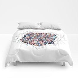 Point & Shoot 1 Comforters