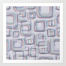 Abstract 202 Art Print