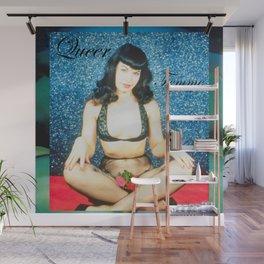 Queer Femme Bettie Wall Mural