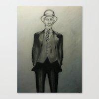 boardwalk empire Canvas Prints featuring boardwalk empire. by Jose Gonzalez