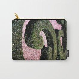 """Nel giardino dei pensieri (Paris) """"GEOROMANTIC"""" series Carry-All Pouch"""