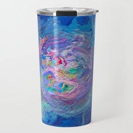 Abstract Mandala 299 Travel Mug