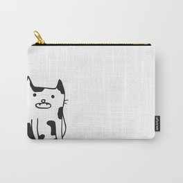 Cat Dude. Carry-All Pouch