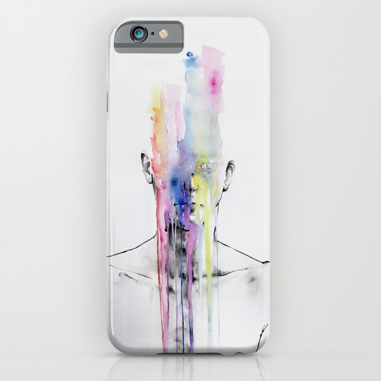 All my art is on you but you still don't hear me iPhone & iPod Case