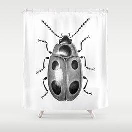 Beetle 18 Shower Curtain