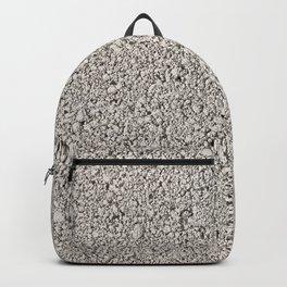 Moon Rock Concrete Block Backpack