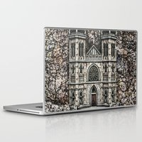 castle Laptop & iPad Skins featuring Castle by Design Windmill