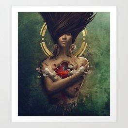 Inner Sanctuary Art Print