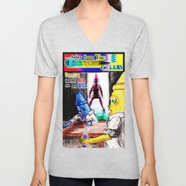Tales From The Crayon Club Unisex V-Neck