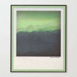 Spring Storm- High Olympics Canvas Print