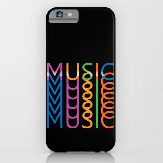 Music #2 iPhone & iPod Case
